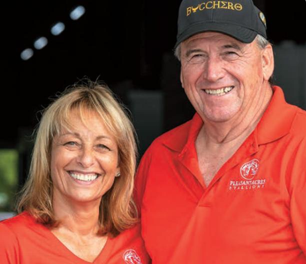 Helen and Joe Barbazon